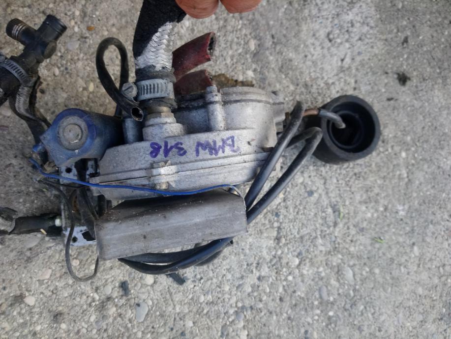 Plinska instalacija skinuta sa bmw 318