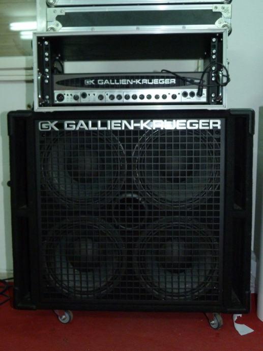 Gallien Krueger bass box GK 410RBH