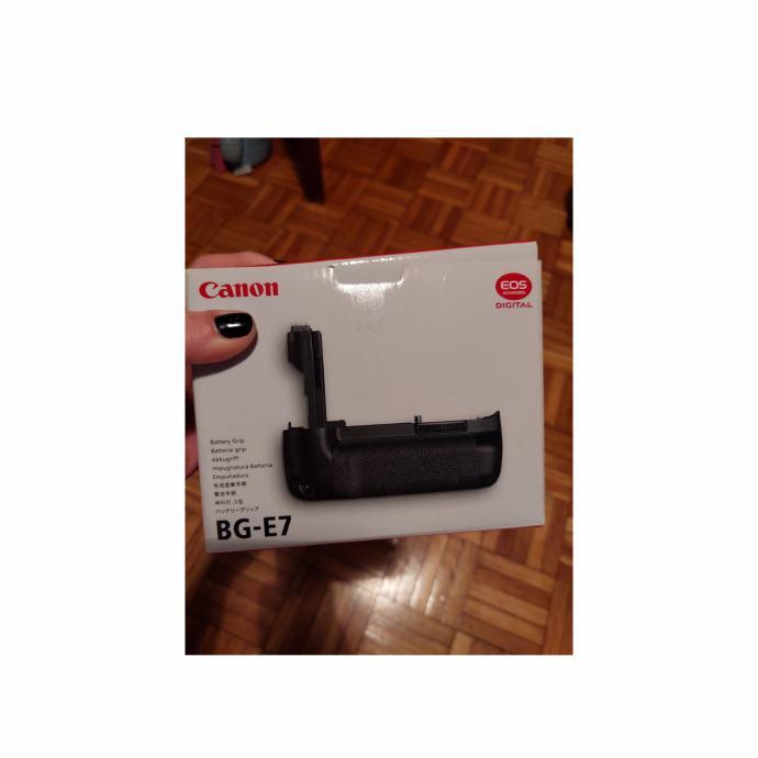 Canon battery grip