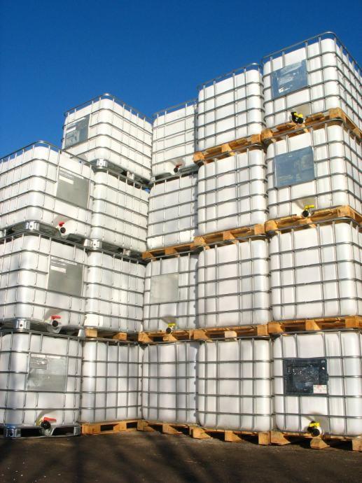 IBC Plastični spremnici 1000 L