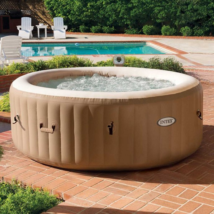 Intex novi hidromasazni bazeni Pure Spa