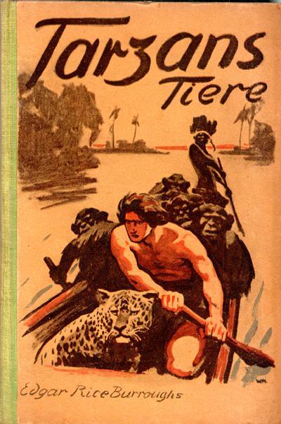 Burroughs, Edgar Rice - Tarzans Tiere