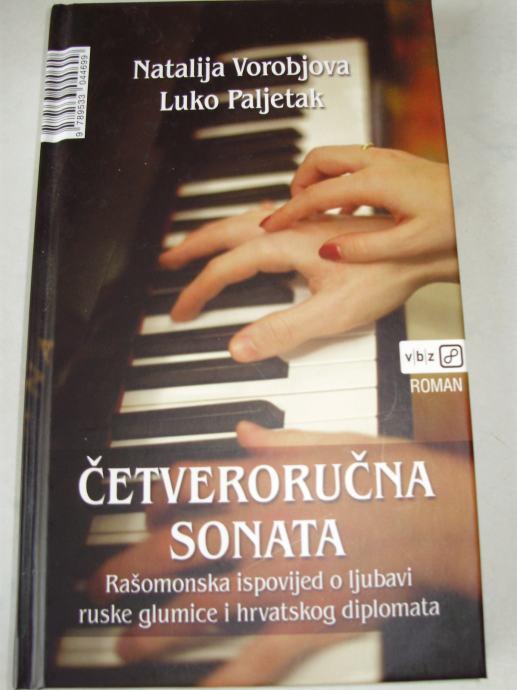 Četveroručna sonata N.Vorobjova L. Paljetak