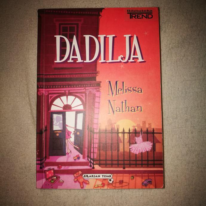 Dadilja--Melissa Nathan