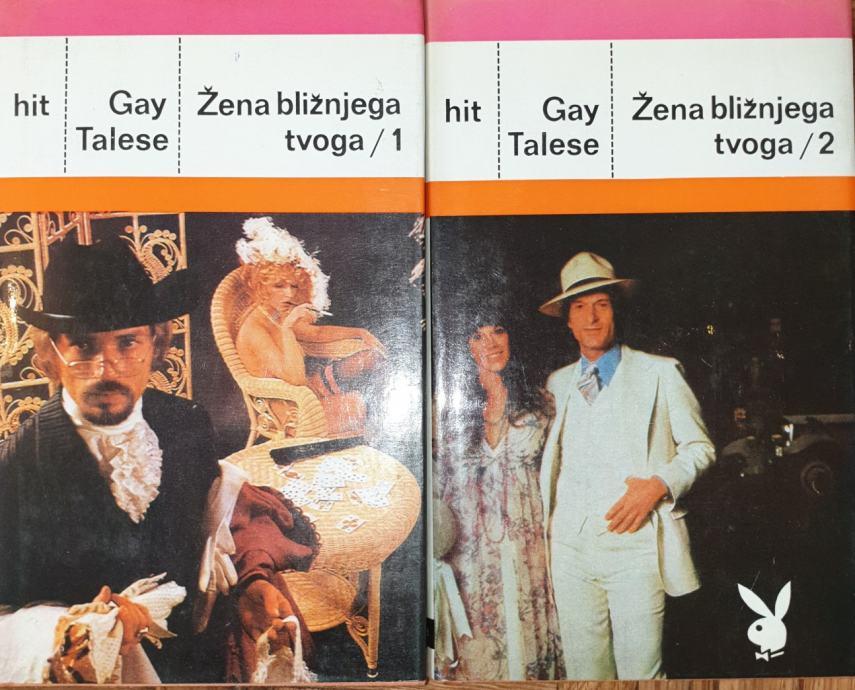 Gay Talese: Žena bližnjega tvoga 1,2