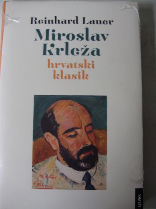 MIROSLAV KRLEŽA Reinhard Lauer
