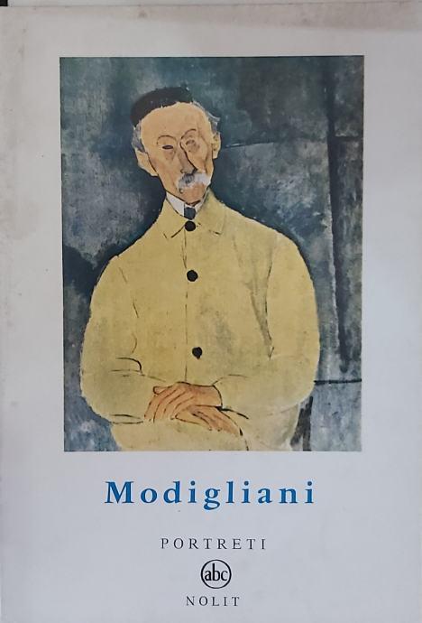 Modigliani portreti