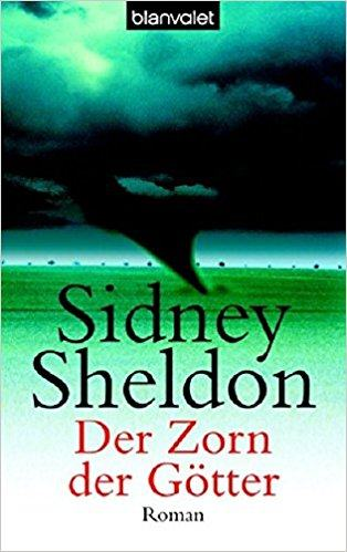 Sidney Sheldon- Der zorn der Gotter- roman na njemačkom