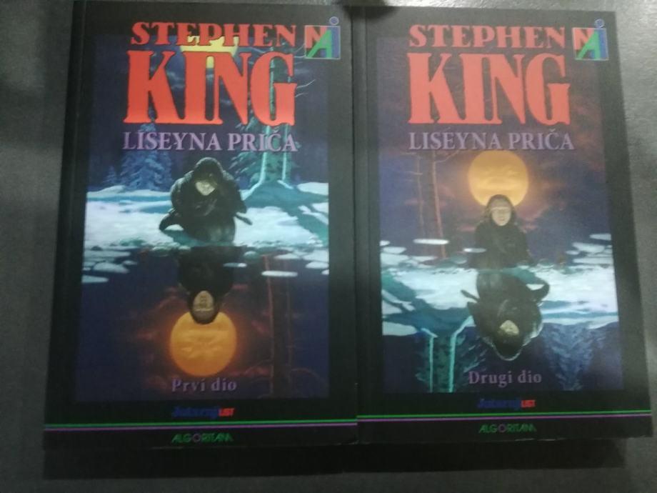 Stephen King - Liseyna prica 1.2.
