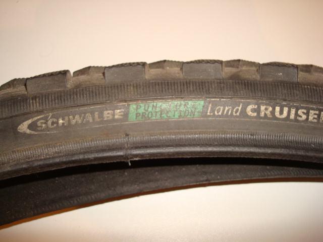 Guma za biciklu Schwalbe 26 x 1.75