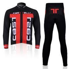 Biciklistički dres (hlače i majica) Castelli