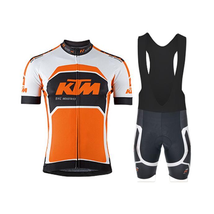 Biciklistički dres (hlače i majica) KTM