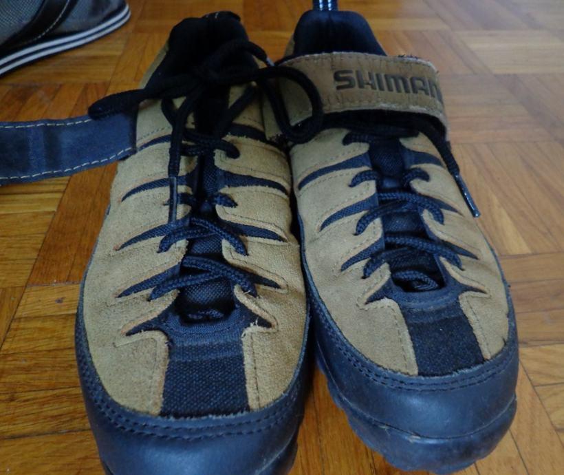 MTB cipele SHIMANO br. 39 (38)