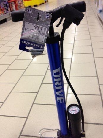 Nova pumpa za bicikl , auto + BRZA dostava za cijelu HR.