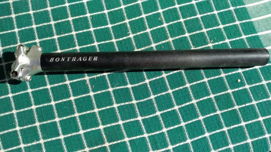 Bontrager 31,6/400mm sic stanga,lagana,ocuvana,atraktivna,povoljno