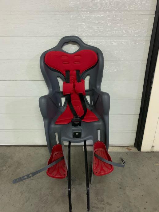 Djecja sjedalica za bicikl straznja