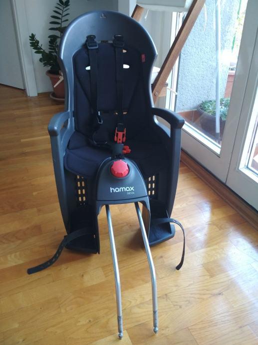 Hamax sjedalica za bicikl