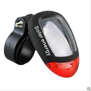 Bickil LED svijetlo, solarno svjetlo sa ugrađenom punjivom baterijom