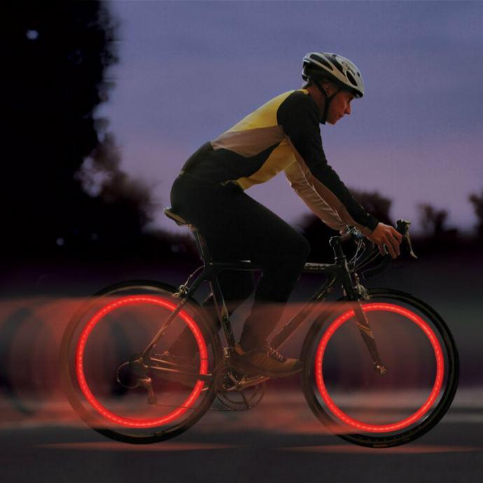 LED svjetla za bicikl