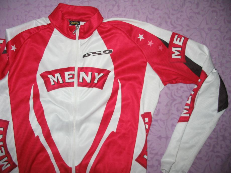 Giessegi GSG MENY biciklistički dres Large (XXL) Italy
