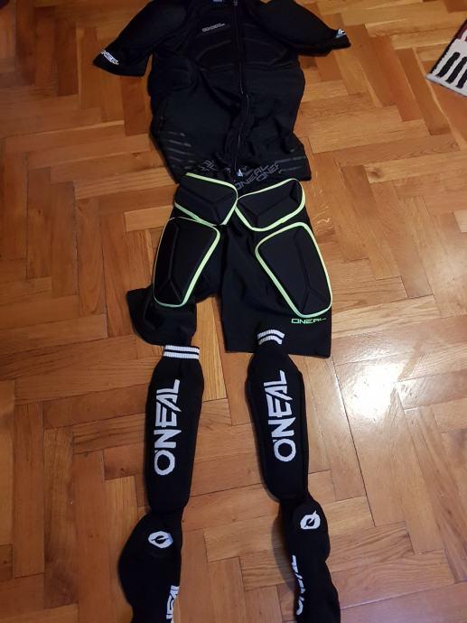 MTB O'Neal zaštitna odjeća L/XL - novo!