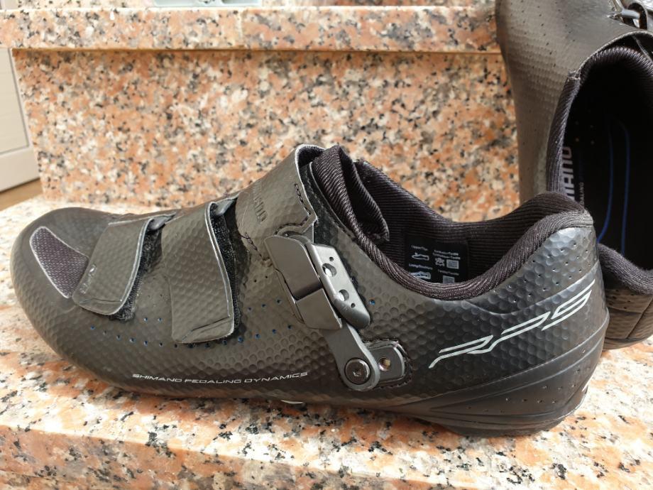 Prodajem cestovne cipele Shimano RP5  vel.46