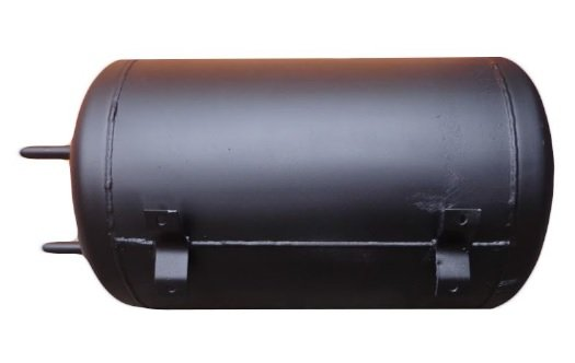 Crni spremnik za vanjski tuš 80 lit.  NOVO, AKCIJA