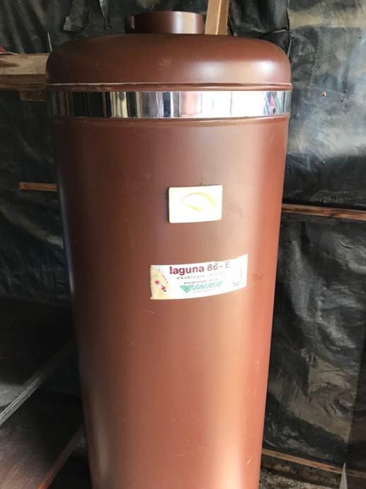 Kupaonska peć - bojler na drva **NOVO**
