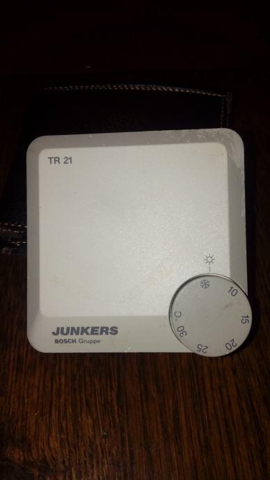 Sobni termostat Junkers TR 21 - 24 v.-PRODANO