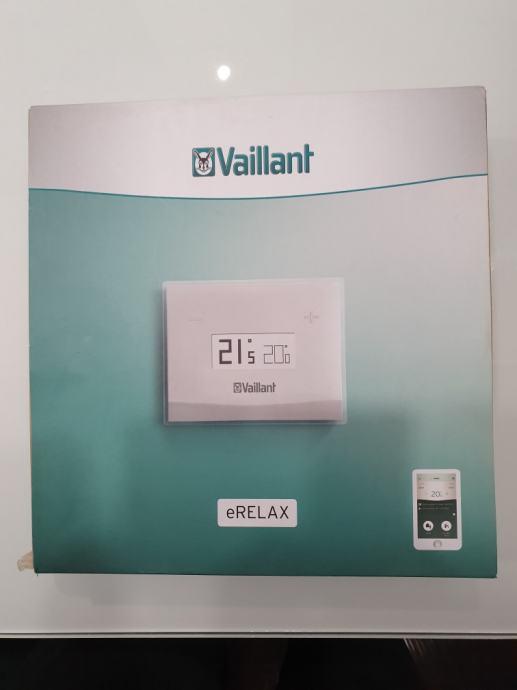 Wifi termostat / Sobni termostat / eRELAX / Vaillant