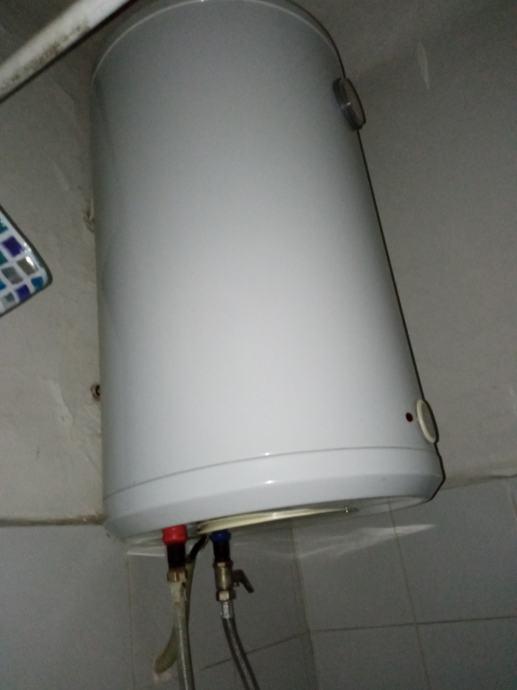 Prilika! Zbog prelaska na plin prodajem bojler Končar EGV 50.2 RI