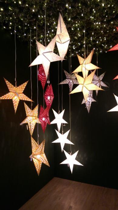 Božićna rasvjeta - Božićne lampice