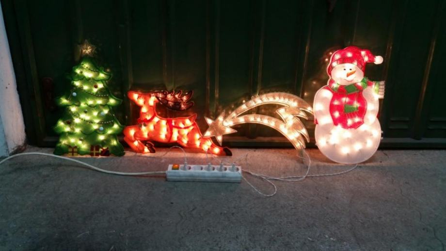Božićne lampice / lampice za bor / AKCIJA - RASPRODAJA