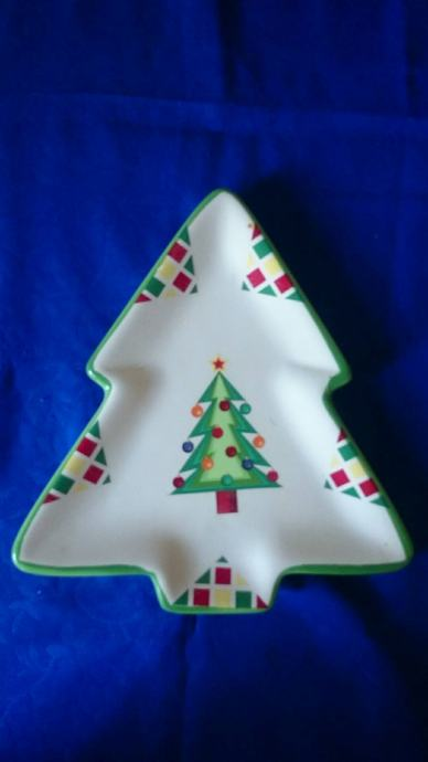 Božićni tanjur