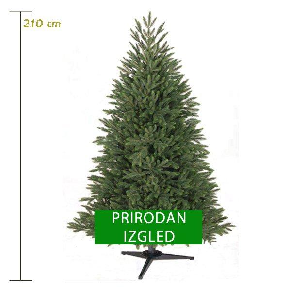 Umjetne jelke - božićna drvca - umjetni bor - božićna dekoracija 2020