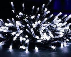 BOŽIČNE LAMPICE ZA BOR 5m/100 LAMPICA