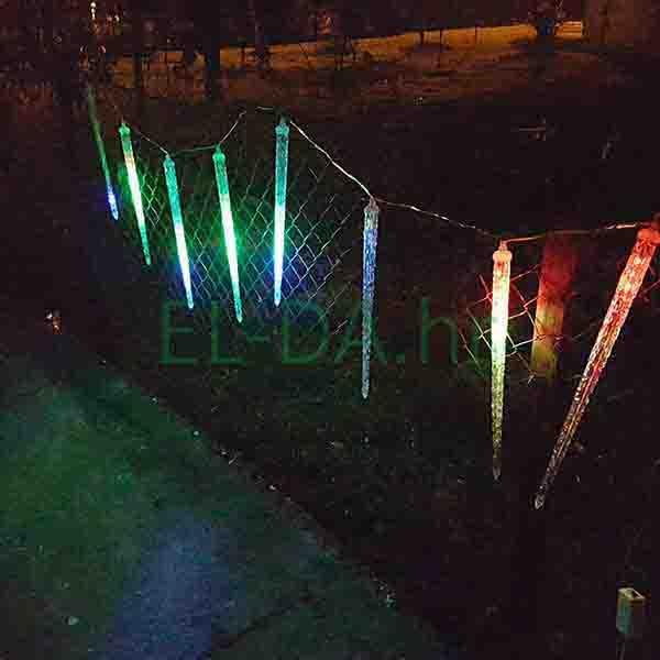 LED debele sige meteorska kiša 260cm padalice