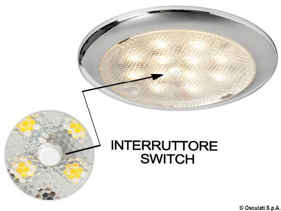 Plafonjera LED bez ugradnje Procion, 1344214 - Pixma Centar Trogir