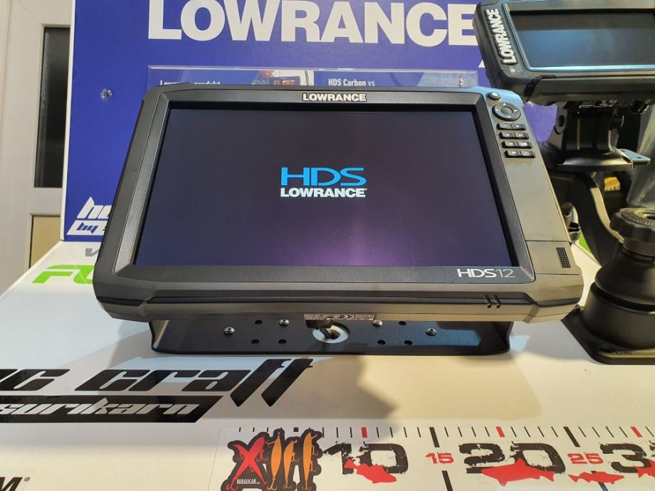 ***LOWRANCE HDS 12 gen3 / TotalScan 3in1 transducer***