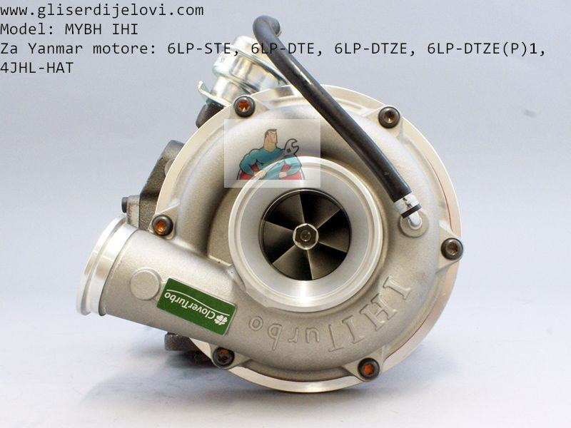 NOVI IHI Turbo MYBH za Yanmar 6LP 97-01god., Cijena na upit