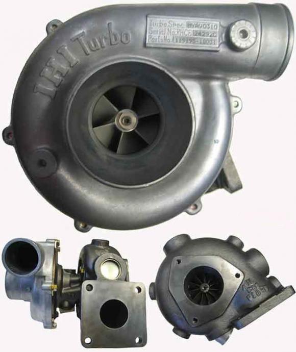 NOVI IHI Turbopunjač Turbo MY58 za Yanmar 4LH 1.376eur +pdv