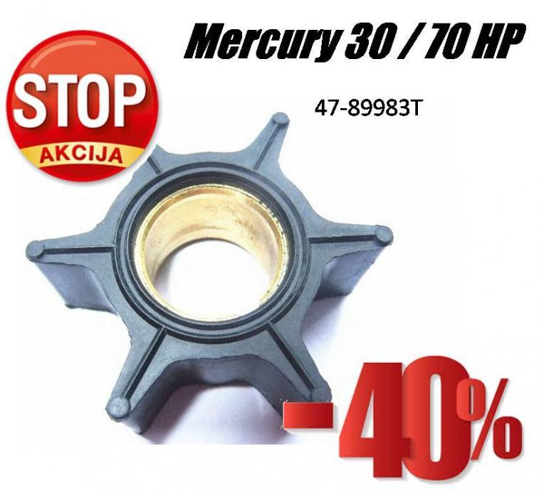 Impeler za Mercury Mariner 30HP do 70 HP Akcija -40%