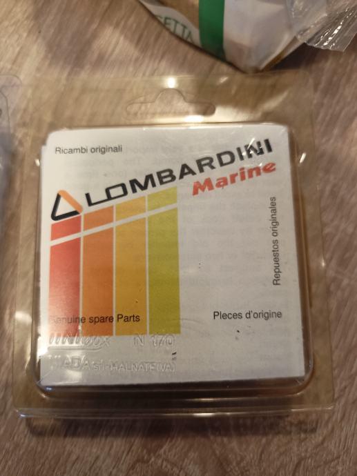 Lombardini Marine Impeller pumpa