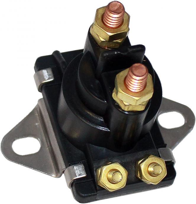 Relej solenoid elektromagnet trim anlaser Mercruiser 89-96158T 99kn