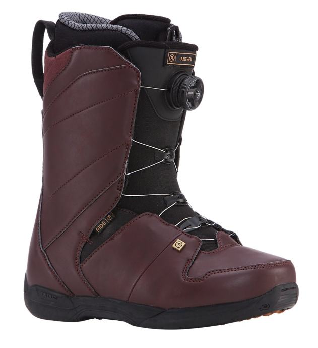 Snowboard buce Ride Anthem brown