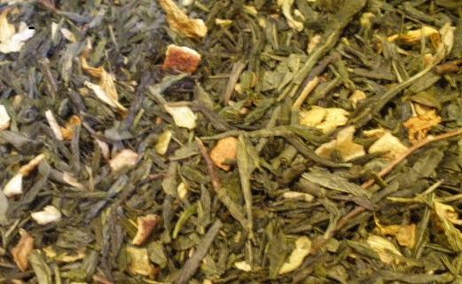 Đumbir limun 50 g - zeleni čaj