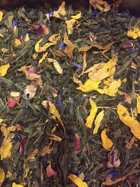 Sunčana livada 50 g - zeleni čaj