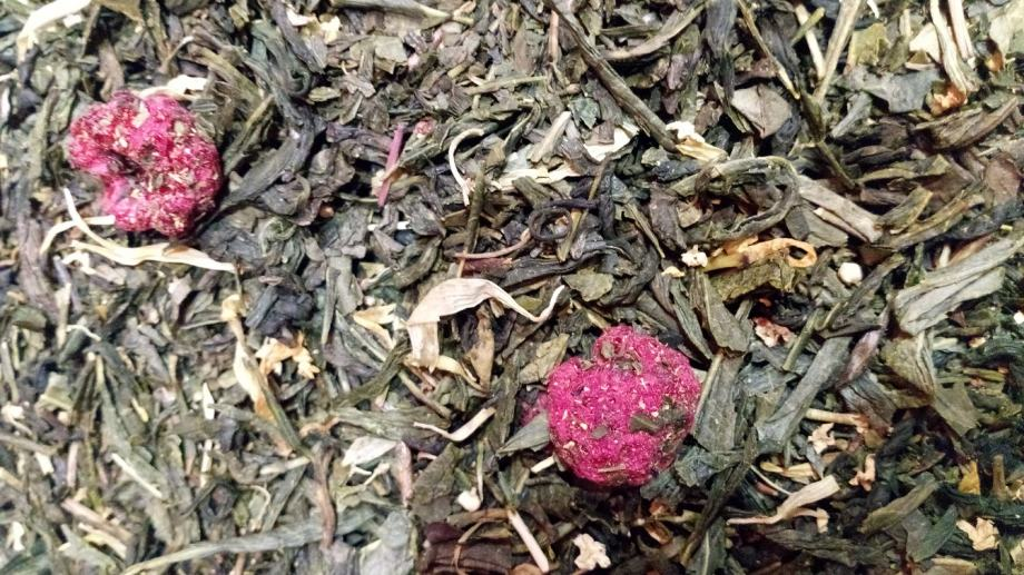 Zmaj sreće 50 g - kineski zelenu čaj
