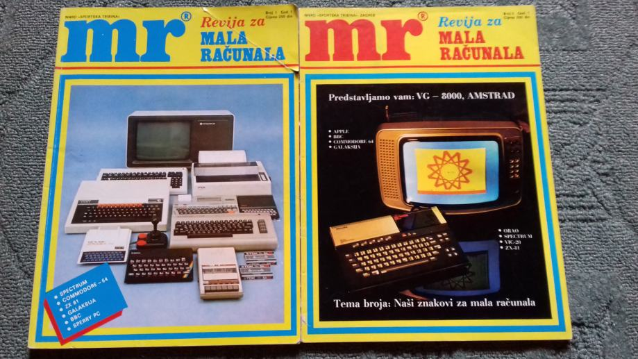 Časopis MR (mala računala)