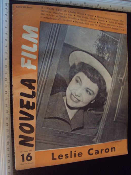 Leslie Caron Filme